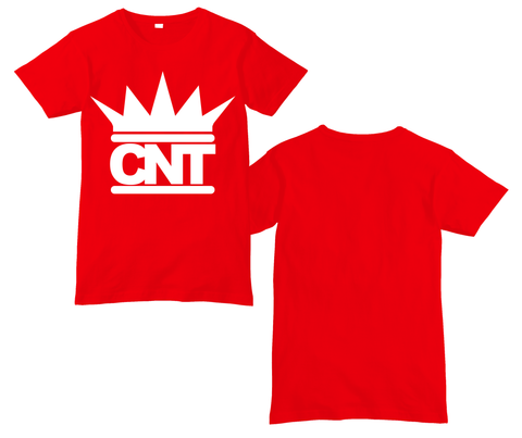CNT OG Logo Red Shirt