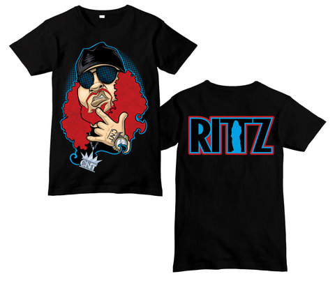 Rittz Cartoon Shirt