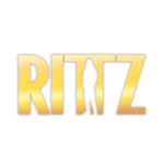 Rittz Gold Vinyl Sticker