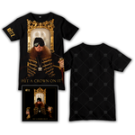 "Rittz ""Put A Crown On It"" CD and Sublimated Cover Shirt"