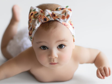 Baby headbands, baby bows, bows for babies, baby hair bands
