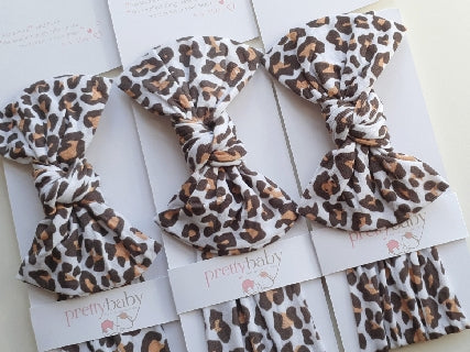 Leopard print baby bow, bows for babies, baby bow, baby headbands, top knot baby, baby bows uk, baby bows irela5