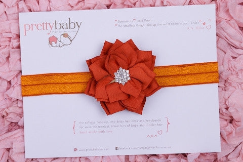 Autumn Baby Headband