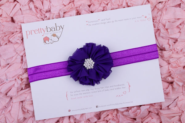 Evelyn Baby Headband