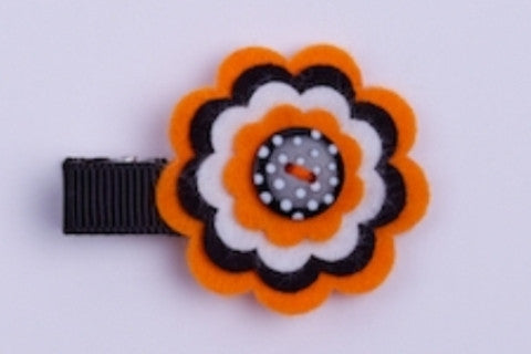 Halloween Toddler Hair Clip