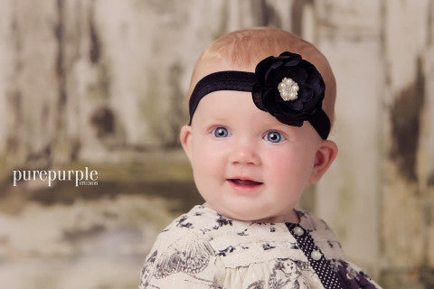 Catherine Baby Headband