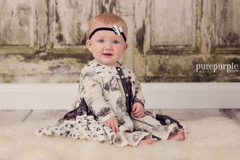 Faith Baby Headband