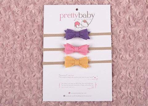 Summer Dreams Bow Set