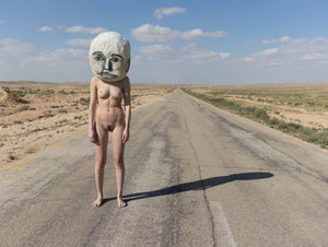 Naked with Masks 2015