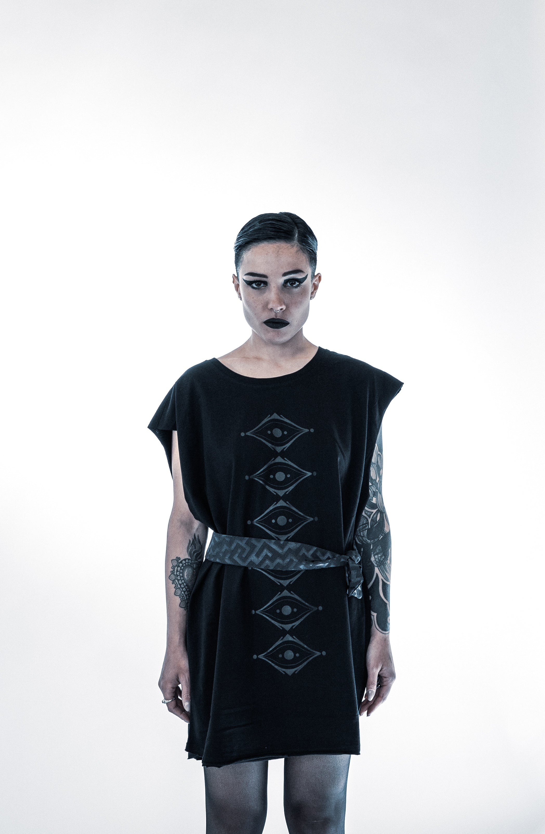 3rd eye sleeveless shirt UNISEX