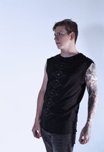 Load image into Gallery viewer, 3rd eye sleeveless shirt UNISEX