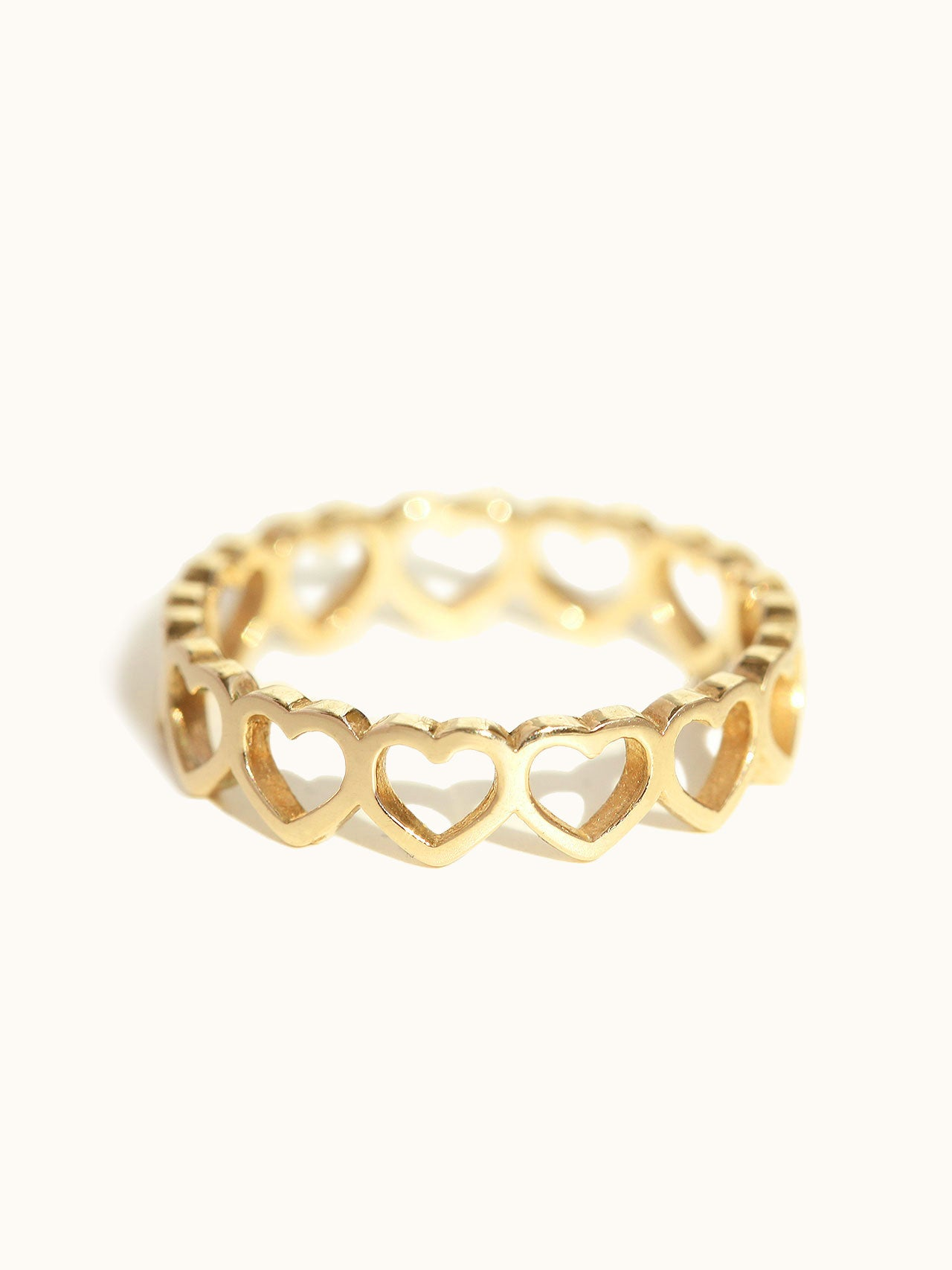 Heart Cutout Ring
