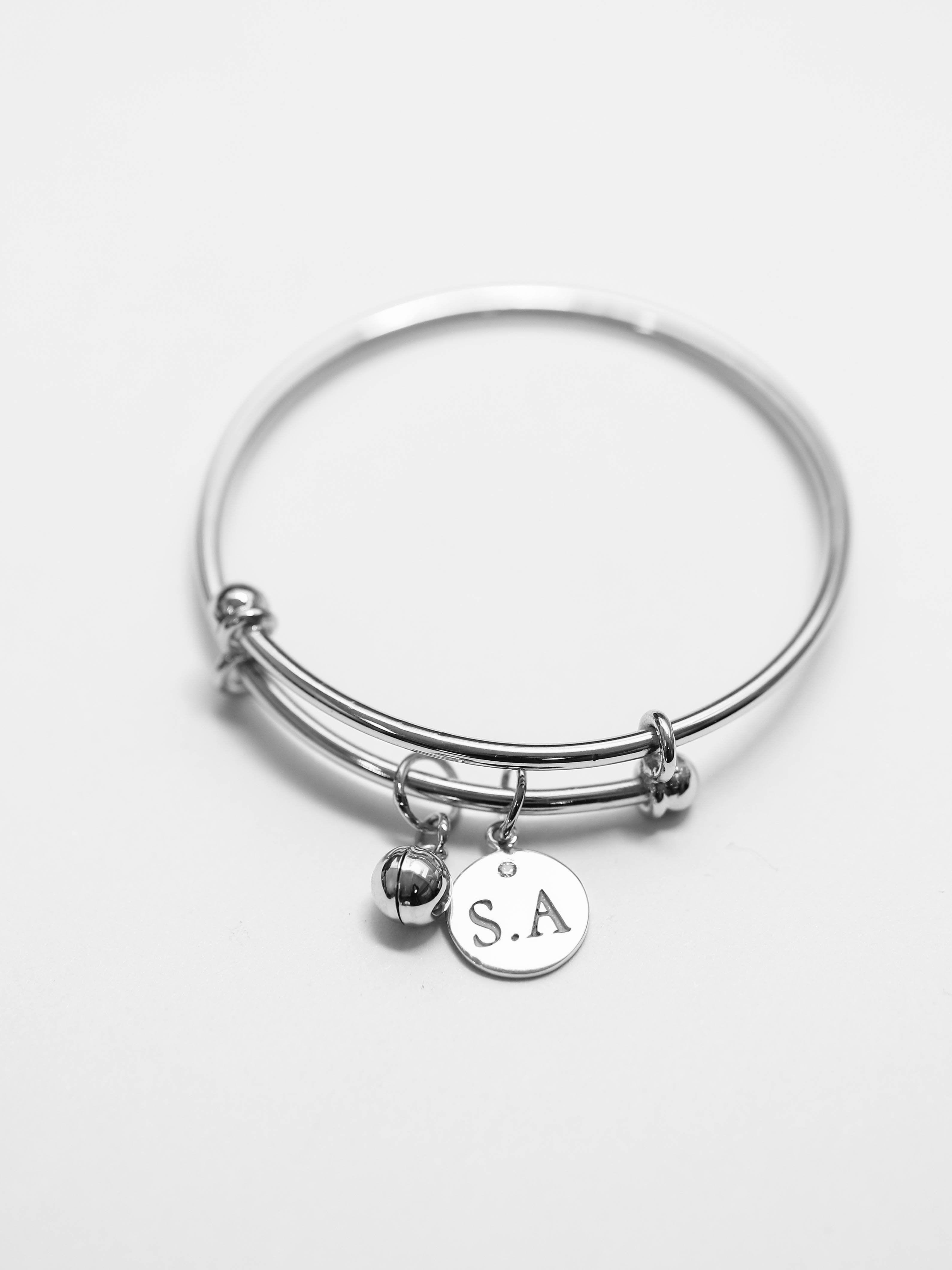 Engravable Baby Anklet