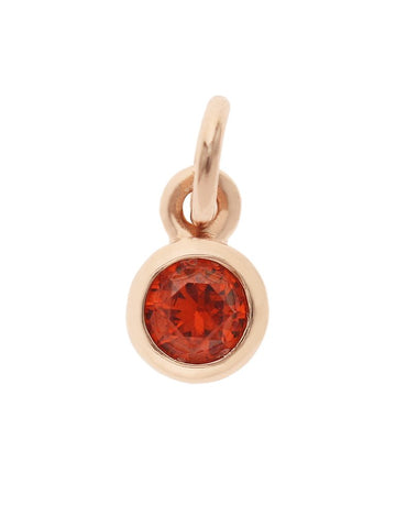 July Birthstone Pendant Charm