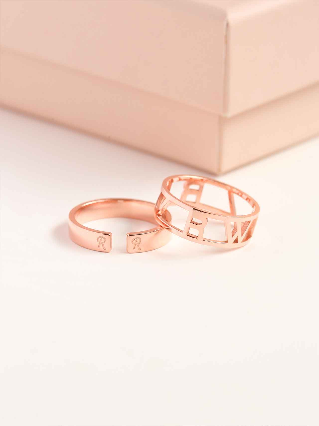 Engravable Distance Ring