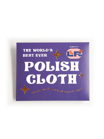 The World's Best Ever Polish Cloth