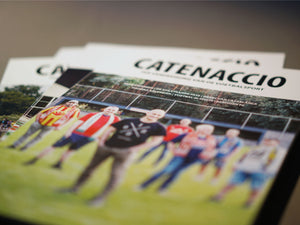 Abonnement Catenaccio Magazine 2021