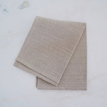 Load image into Gallery viewer, Linen Kitchen Cloth- Natural