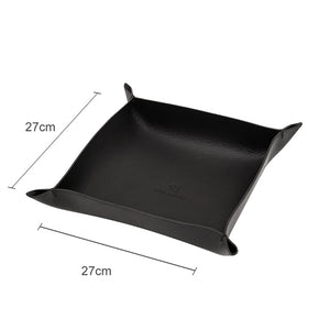 Genuine Leather Valet Tray
