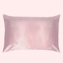 Load image into Gallery viewer, Silky Slinky Pillowcase | Blush