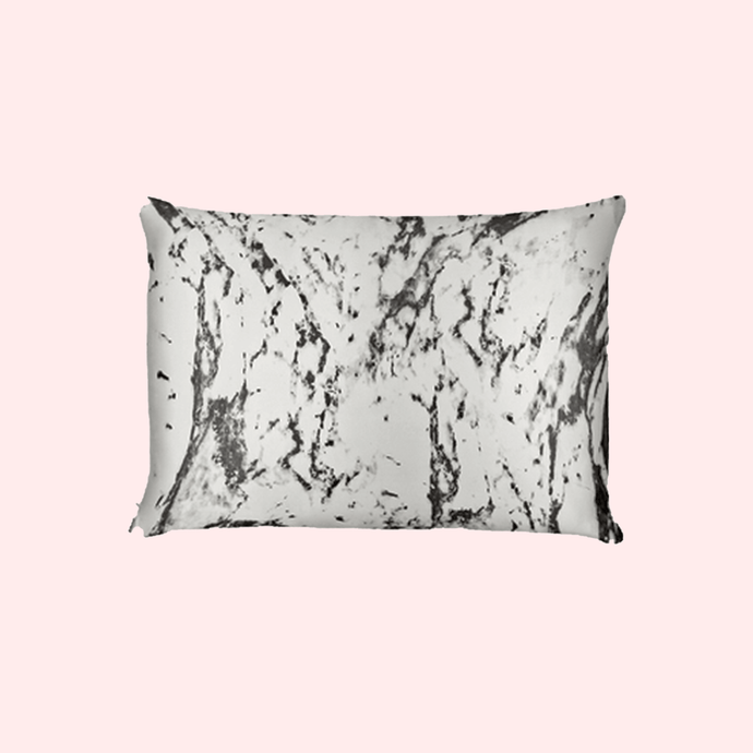 Slinky Silk - Marble 100% Pure Mulberry Quality 6A Grade Silk Pillowcase set Improve and Revolutionalise your skin, hair, life regime with Slinky Silk Pillowcase.
