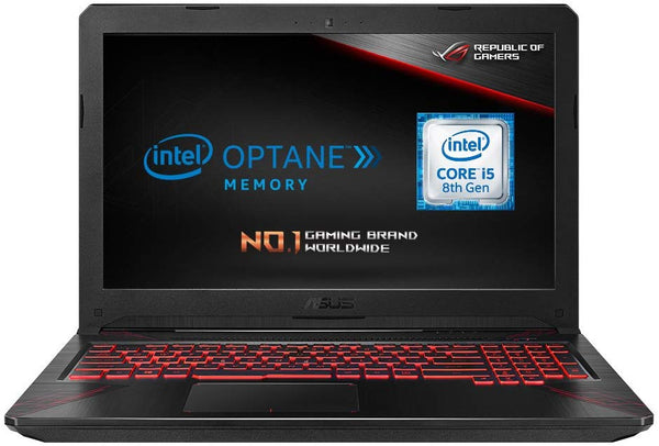 Refurbished Asus TUF FX504GD-E4603T Gaming Laptop