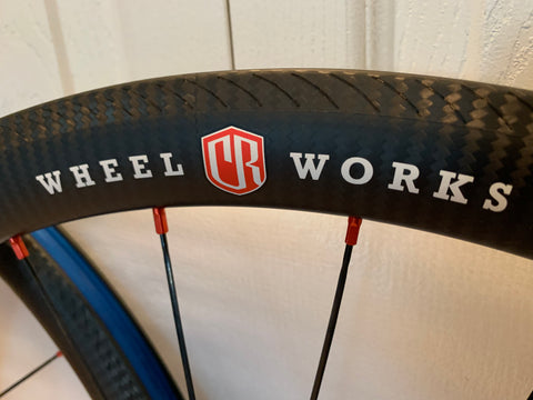 CR Wheel Works 38mm Carbon Wheels