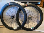CR Wheel Works 60mm Carbon Wheels