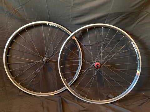 HED Belgium & Stan's 3.30R Tubular Wheel Set