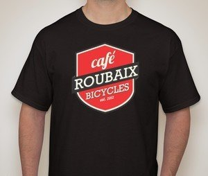 Café Roubaix T-Shirt for Men/Unisex