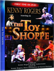 TOY SHOPPE DVD STARRING KENNY ROGERS