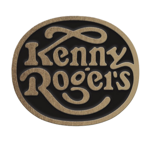 Kenny Rogers Pin
