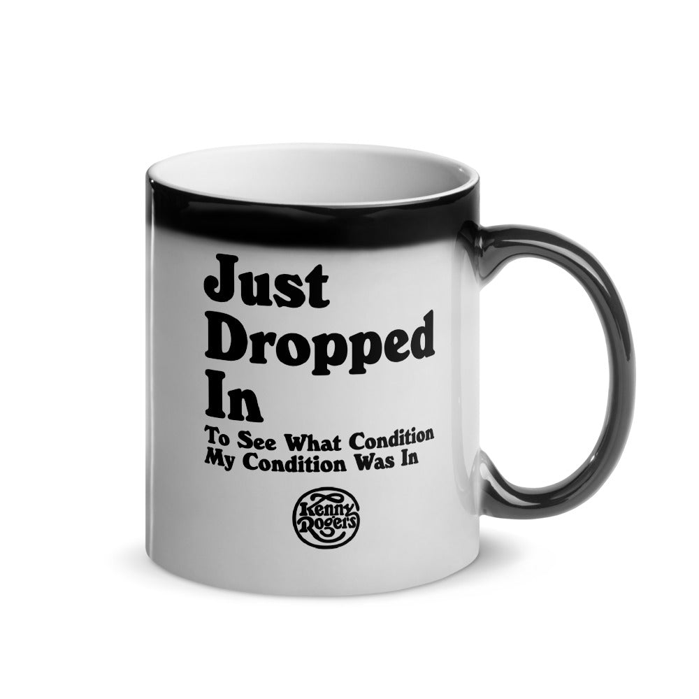 Just Dropped In Magic Mug