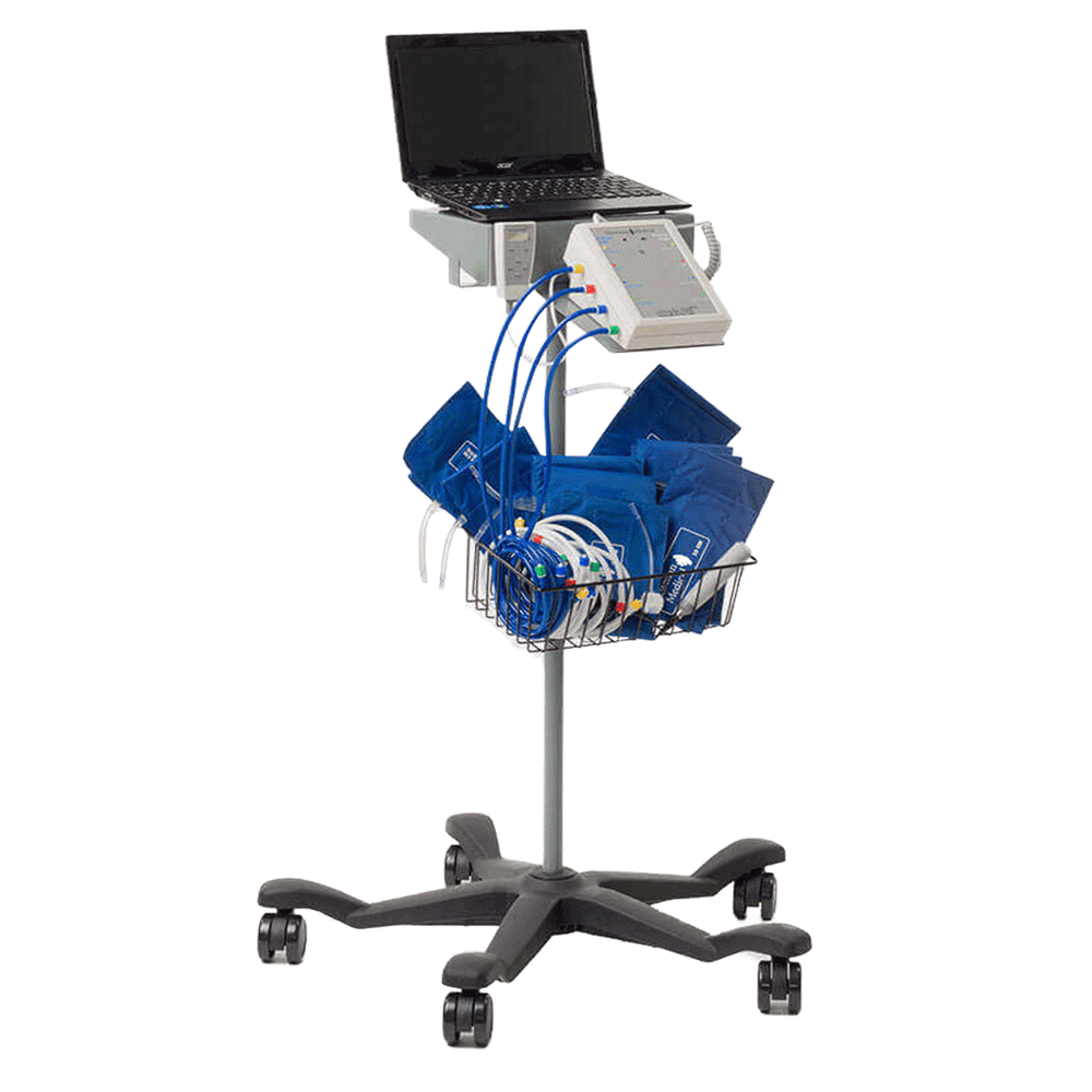 ABI System with Cart, Computer and Cuff by Newman Medical