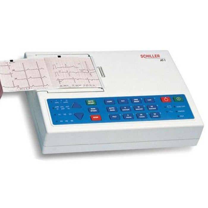 Schiller AT-1 Schiller ECG / EKG - Pre-Owned Certified