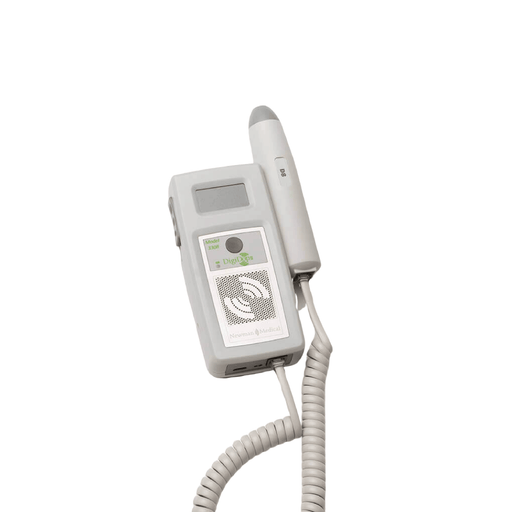 Rechargeable Digital Vascular Doppler without Display