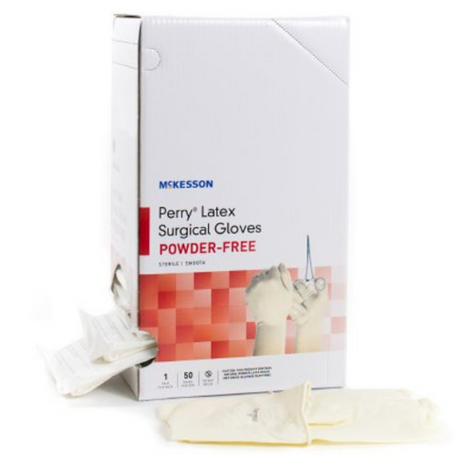 McKesson Perry Latex Surgical Gloves