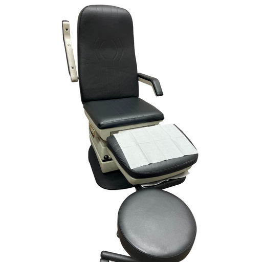 Midmark 416 Power Podiatry Chair w/ Hand Control & Stool - Refurbished