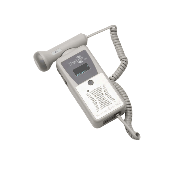 Newman DD-301 Obstetric DigiDop Rechargeable, Non-display Digital Doppler