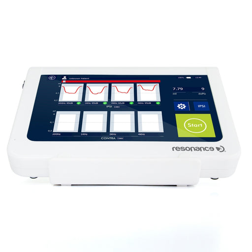 Resonance R16M-D Portable Diagnostic Tymp & Diagnostic DPOAE