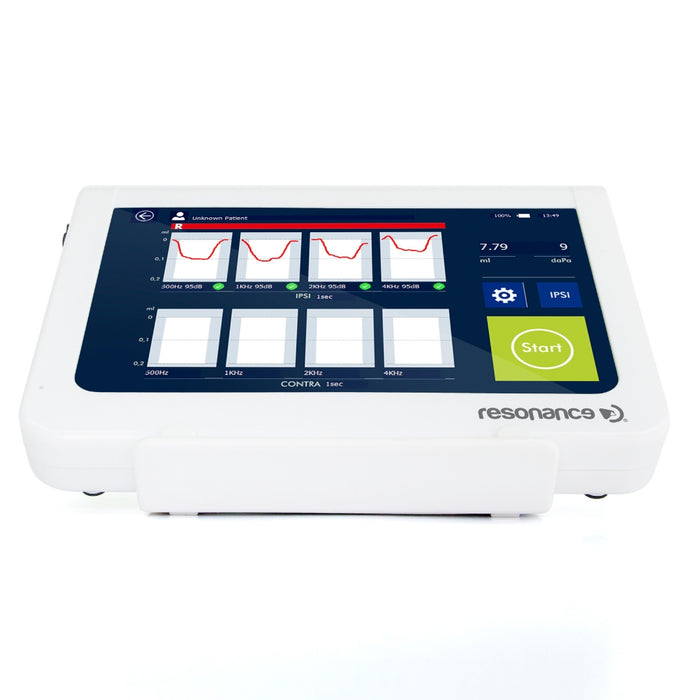 Resonance R16M Screening Portable Middle Ear Analyzer Tymp / DPOAE Diagnostic