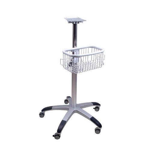 Schiller Rolling Stand with Basket (Base Plate Required)