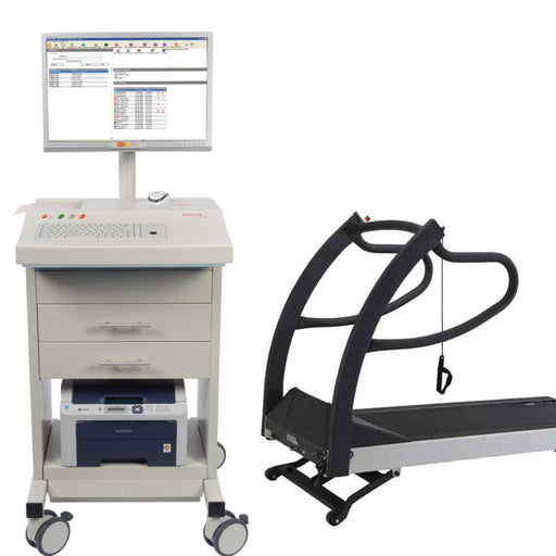 Schiller Cardiovit CS-200 Excellence Stress System with Treadmill
