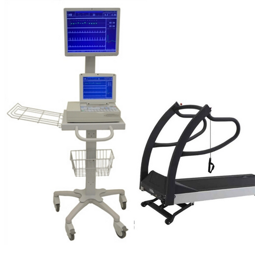 Schiller AT-10 Plus EKG Stress System with Treadmill