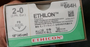 ETHILON® Nylon Suture 2-0 (3 Ph. Eur.) | Bx/36 Units | 664H