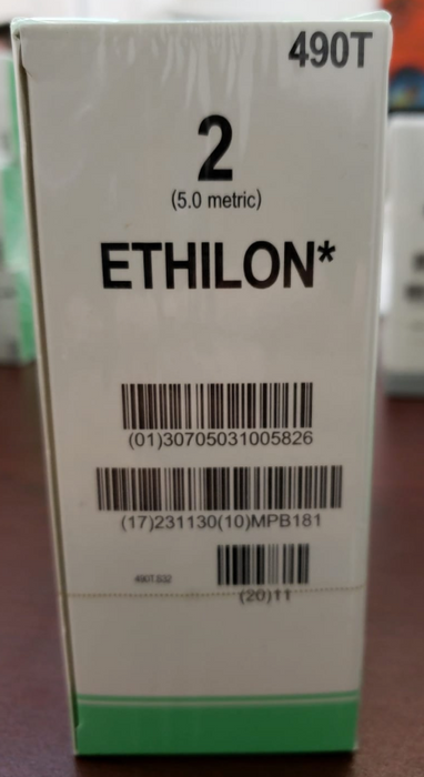 ETHILON® Nylon Suture