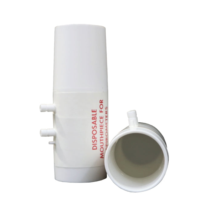 Schiller mouthpiece disposable for spirometry disposables