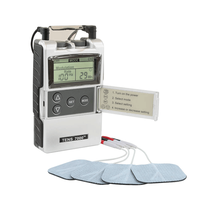 Richmar TENS 7000 Electrotherapy Portable Device