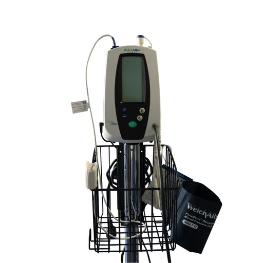 Welch Allyn 420 Series Vital Sign Monitor on Rolling Stand
