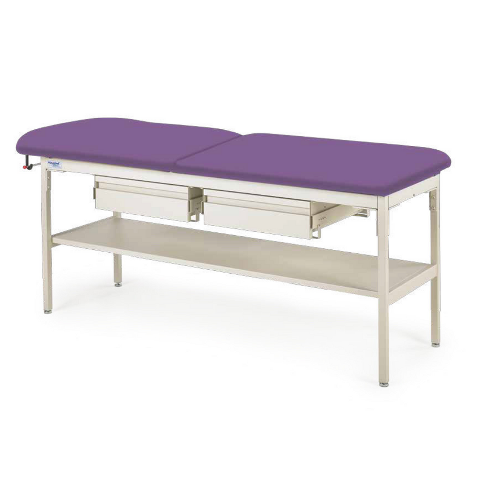 Medical Treatment Table for Sale Hausted color Purple